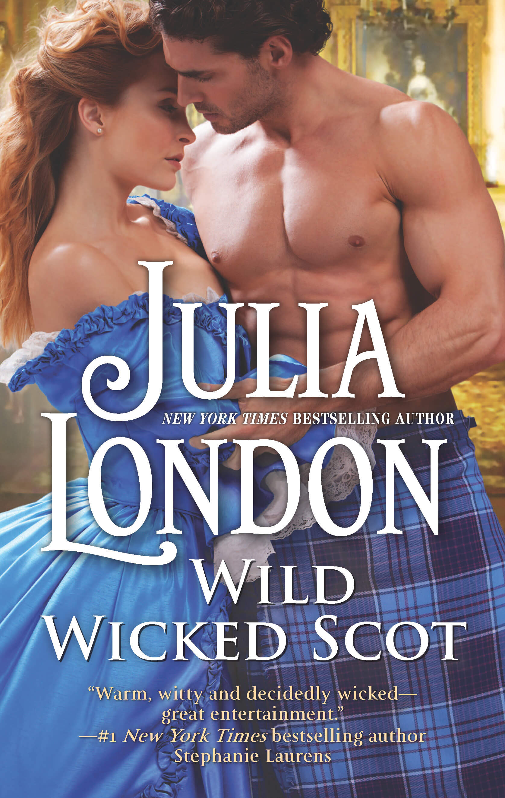 Wild Wicked Scot by Julia London
