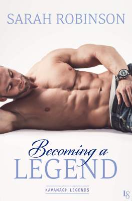 Becoming a Legend by Sarah Robinson: Review