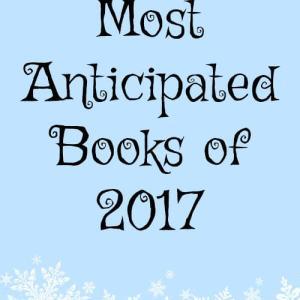 Most Anticipated books of 2017