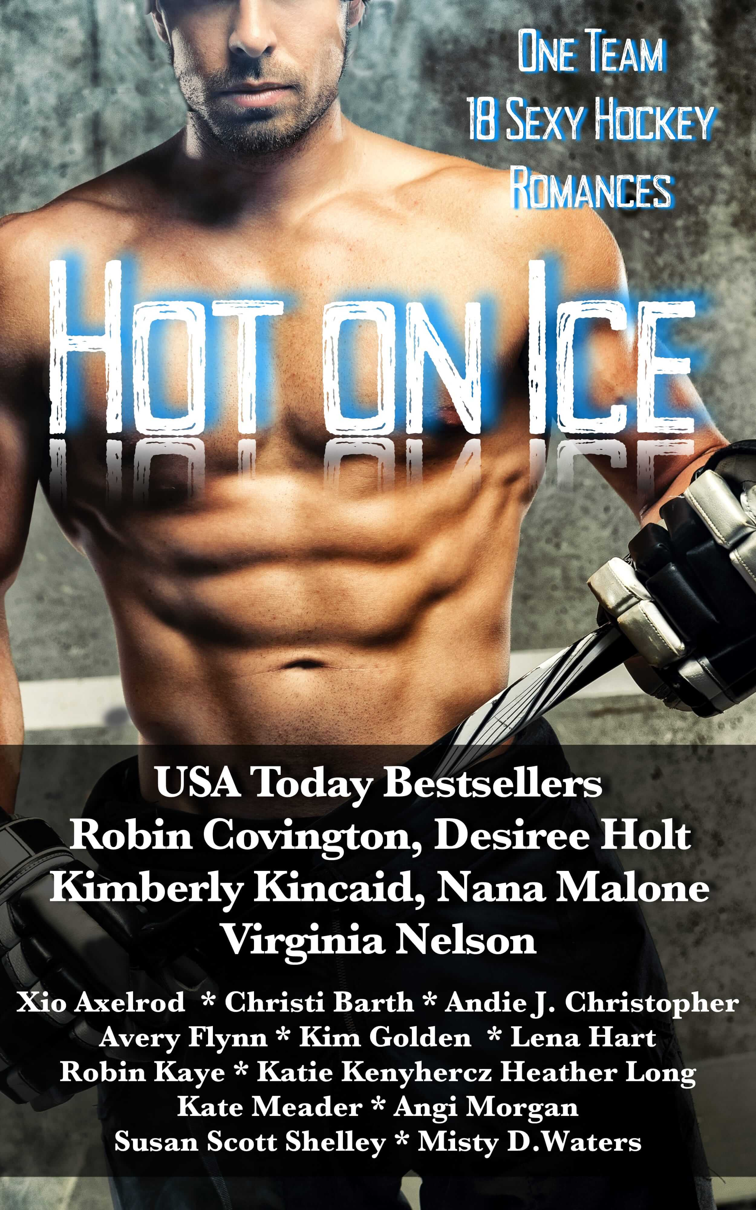 Hot on Ice Anthology: Review