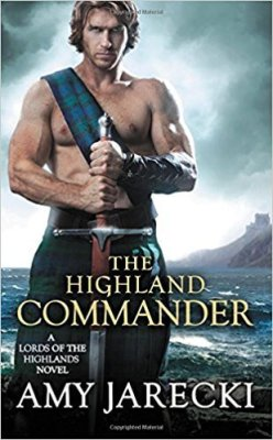 The Highland Commander by Amy Jarecki: Review