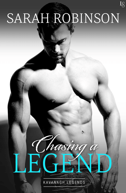 Chasing a Legend by Sarah Robinson: New Release