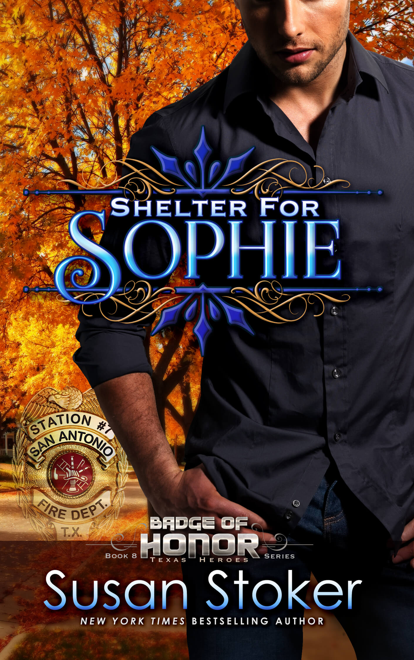 Shelter for Sophie by Susan Stoker: Review