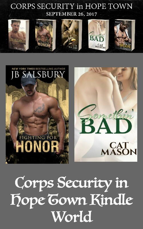 Corps Security in Hope Town Kindle World