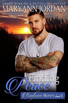 Finding Peace by Maryann Jordan: Review