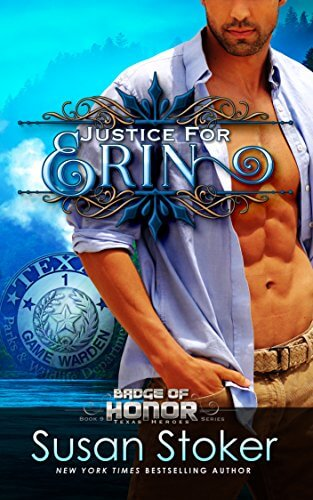 Justice for Erin by Susan Stoker: Review