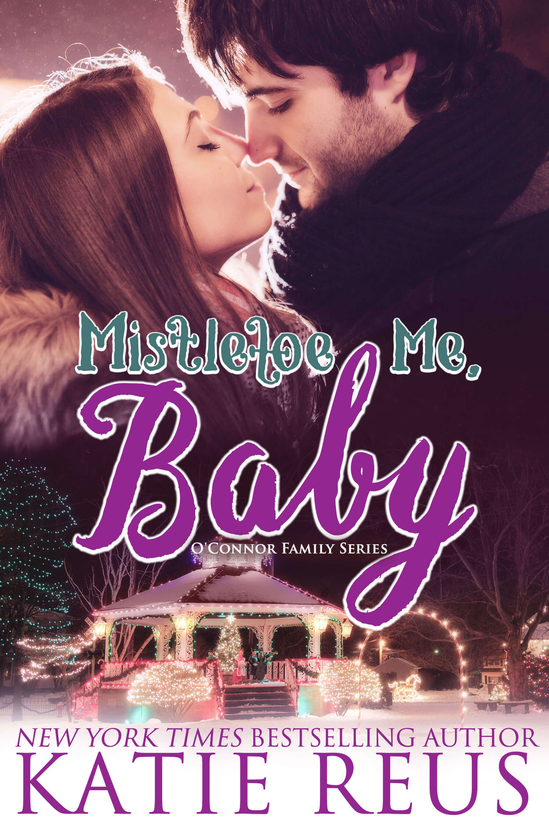Mistletoe Me, Baby by Katie Reus: Review