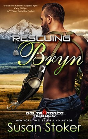 Rescuing Bryn by Susan Stoker: Review