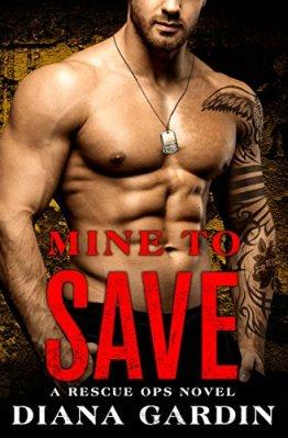 Mine to Save by Diana Gardin