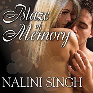 Blaze of Memory by Nalini Singh
