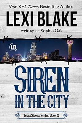 Siren in the City by Lexi Blake #NewRelease