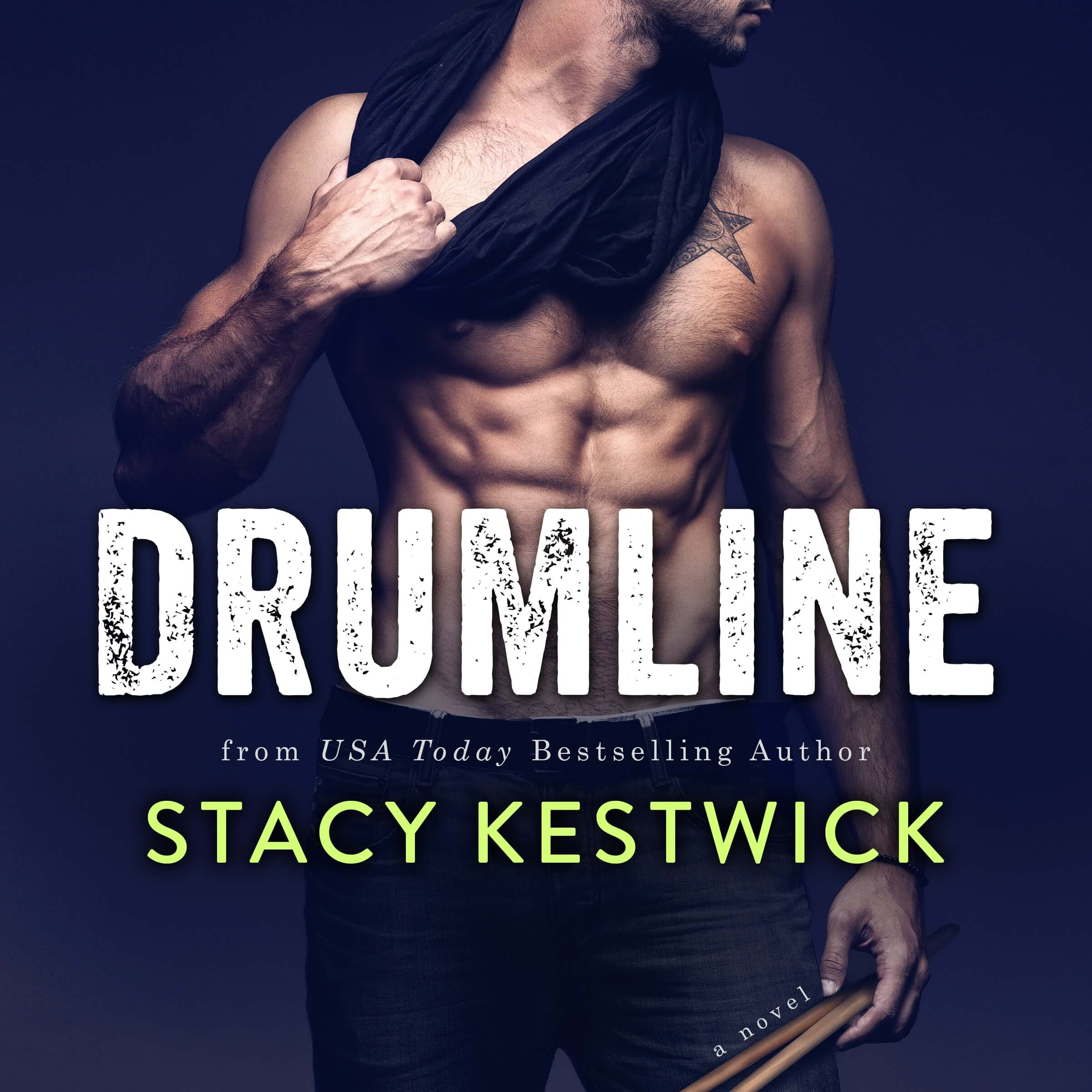 Drumline by Stacy Kestwick #audiobook #giveaway