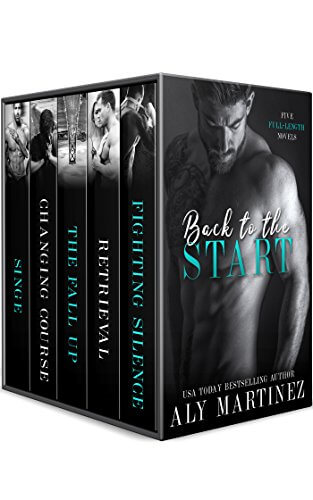 Back to the Start by Aly Martinez #NewRelease 99 cents for a limited time! #KindleUnlimited