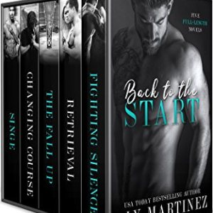 Back to the Start by Aly Martinez #NewRelease