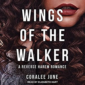 Wings of the Walker by Coralee June