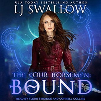 The Four Horsemen: Bound by LJ Swallow