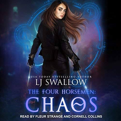 Chaos by LJ Swallow