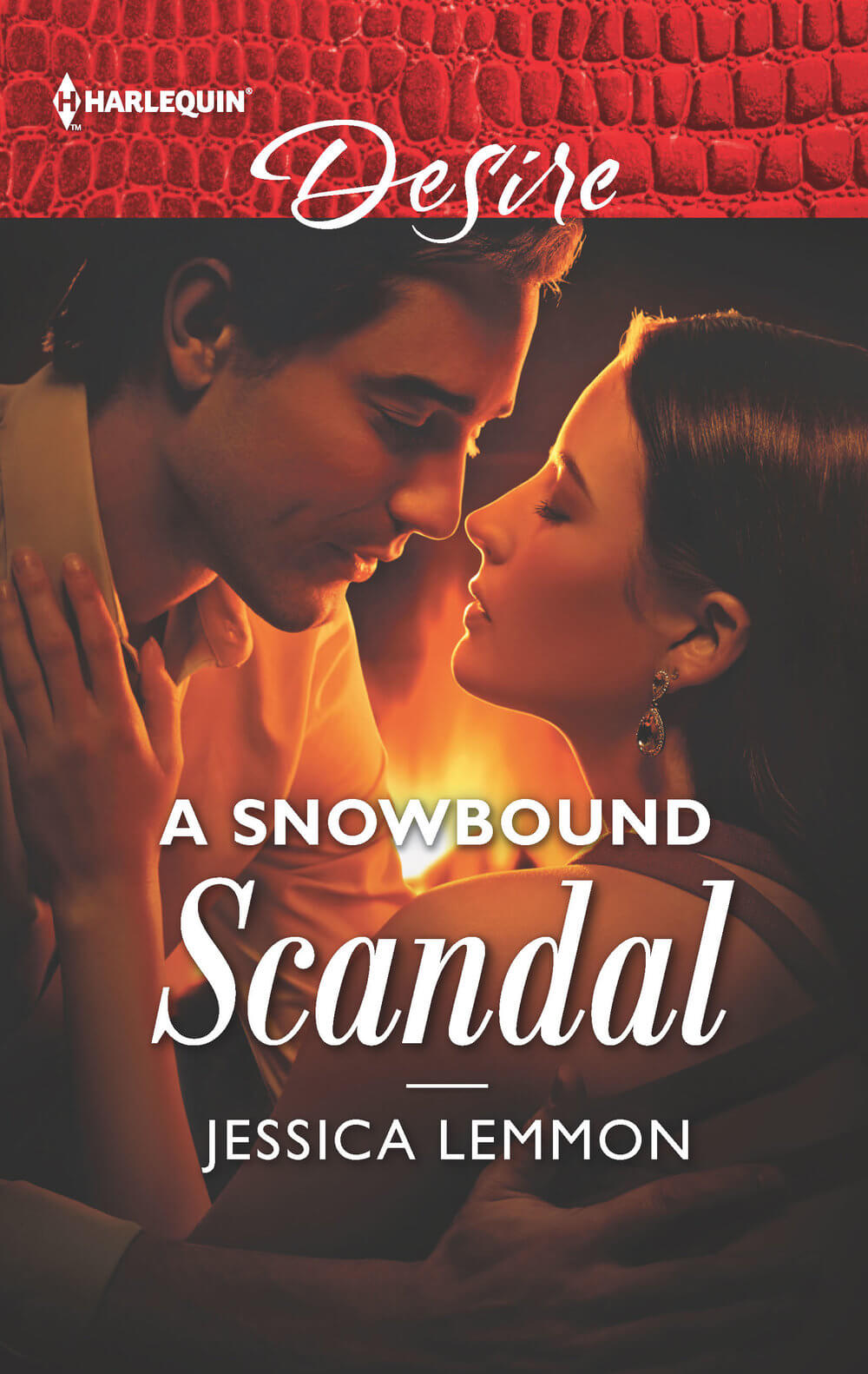 A Snowbound Scandal by Jessica Lemmon
