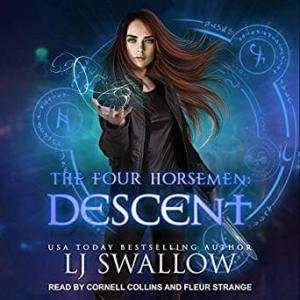 Descent by LJ Swallow