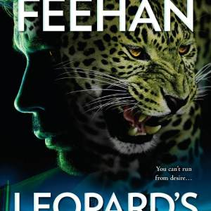 #NewRelease Leopard's Run by Christine Feehan