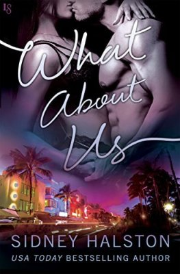 What About Us by Sidney Halston