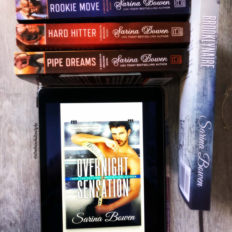 Overnight Sensation by Sarina Bowen