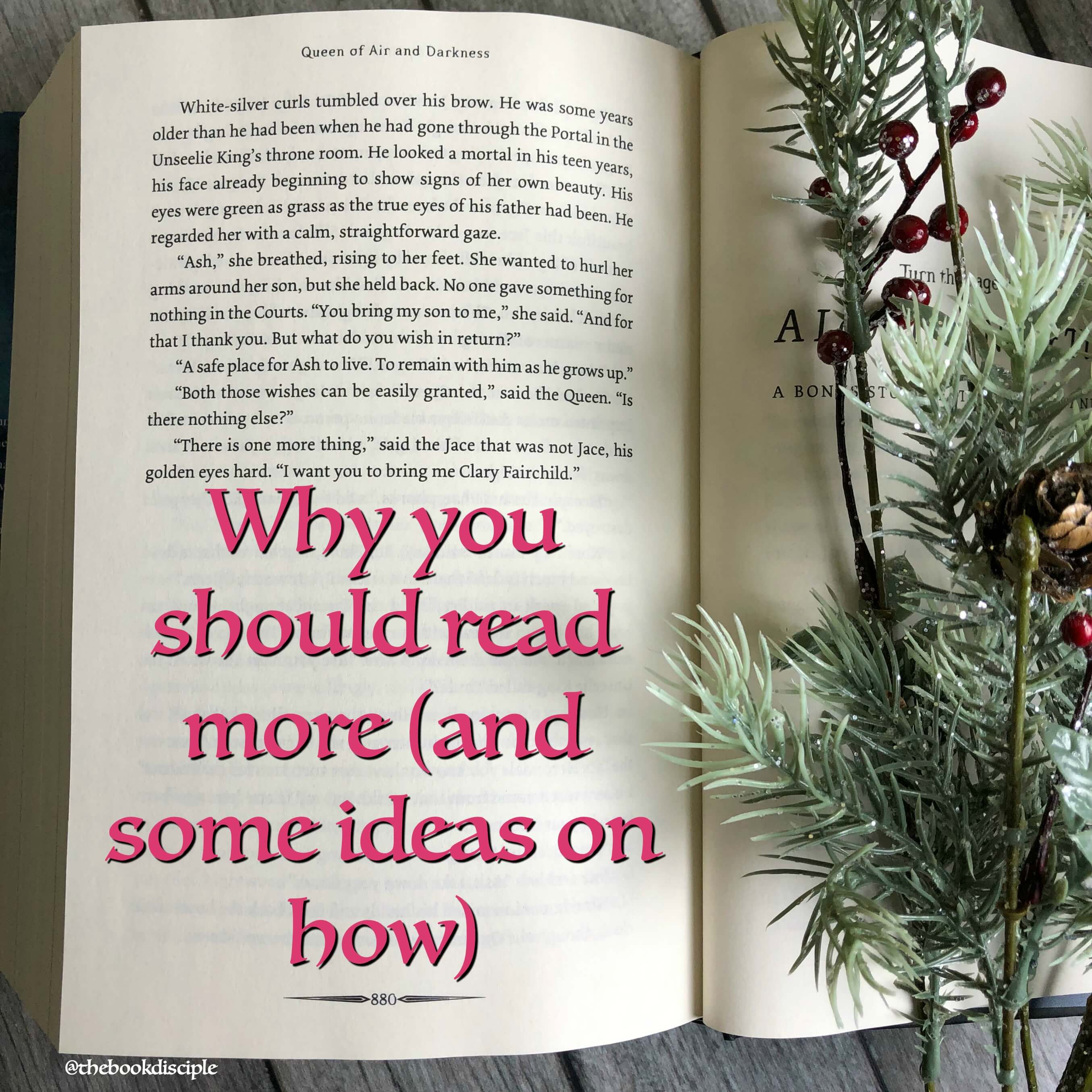 5 reasons you should read more (and some ideas on how)