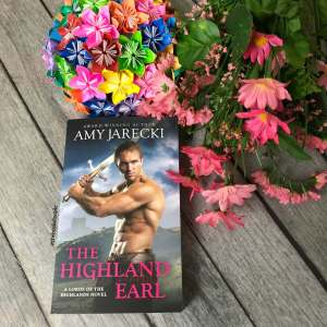 The Highland Earl by Amy Jarecki