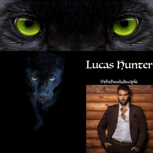 Meet Lucas Hunter: #YourNextBBF