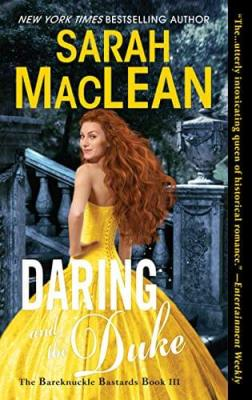 Daring and the Duke by Sarah Maclean