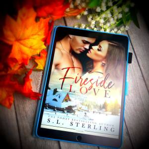 Fireside Love by SL Sterling