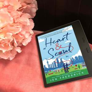 Heart and Seoul by Jen Frederick