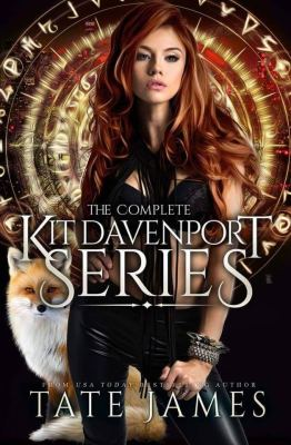 Kit Davenport Series by Tate James