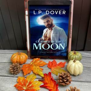 Claimed by the Moon by LP Dover