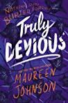 Review  Truly Devious – Maureen Johnson