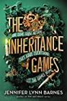 Can't Wait Wednesday| The Inheritance Games – Jennifer Lynn Barnes