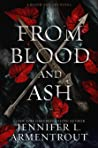 Review| From Blood and Ash – Jennifer L. Armentrout