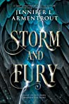 Review | Storm and Fury – Jennifer L. Armentrout
