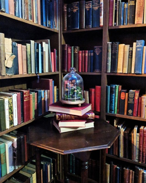Bookshelves The Barrister's Clerk