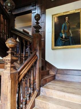 Staircase Chawton