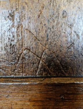 Witch Marks Chawton