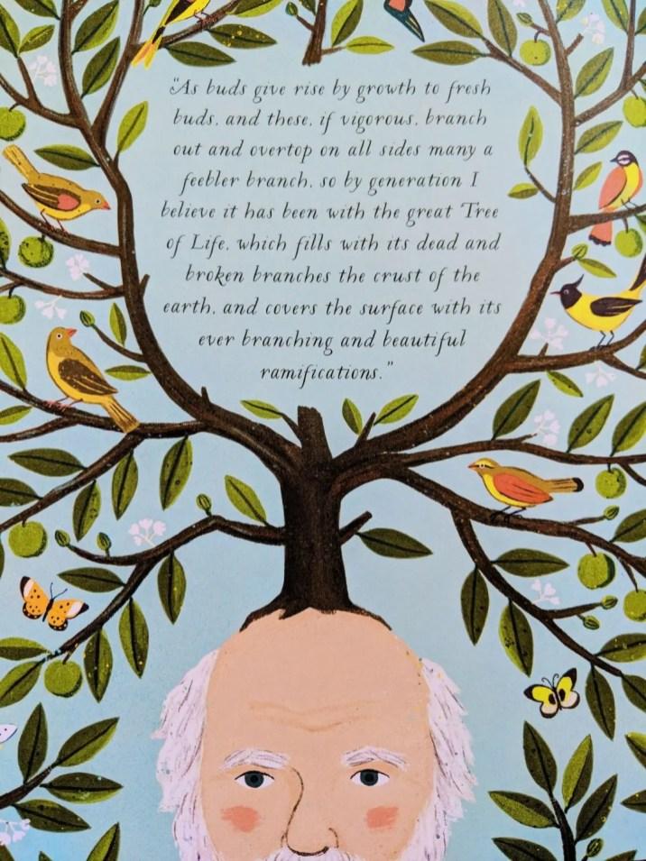 Charles Darwin On the Origin of Species - Sabina Radeva