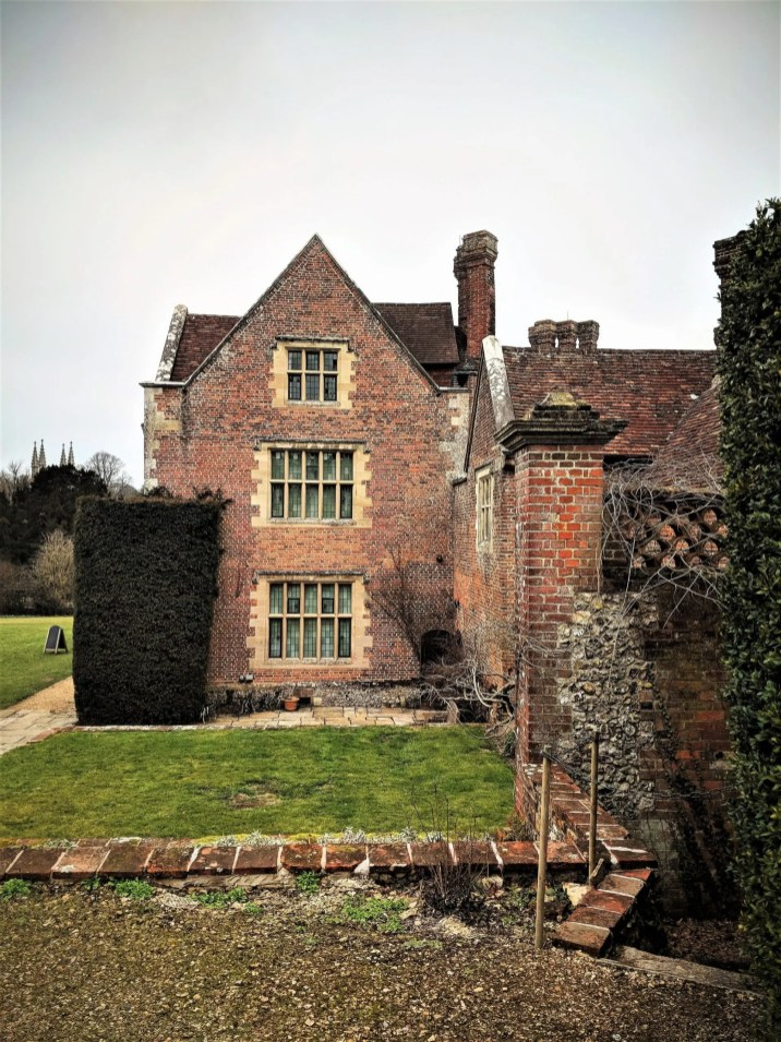 Chawton House Rear Aspect