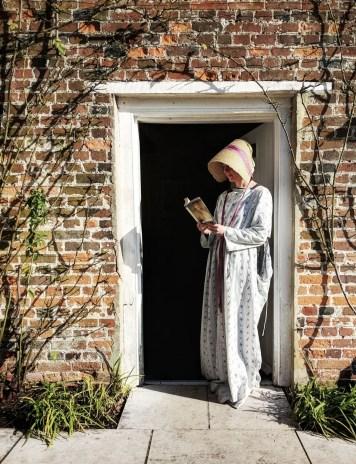Jane Austen House Doorway