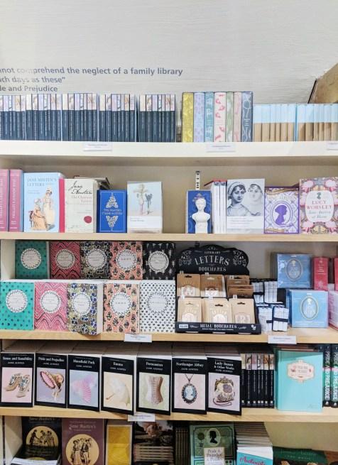 Jane Austen House Museum Shop