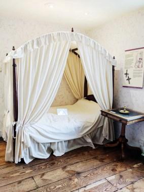 Jane Austen's Bedroom
