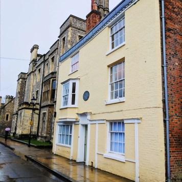 Jane Austen's House Winchester