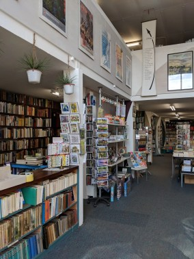 Ground floor Westwood Books