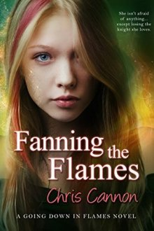 {ARC Review & Giveaway} Fanning the Flames (Going Down in Flames #4) by Chris Cannon
