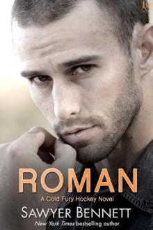 {Review} Roman (Cold Fury Hockey #7) by Sawyer Bennett